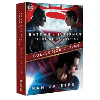 Batman V Superman - Man of steel DVD