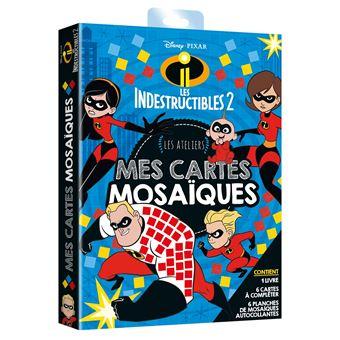 Les IndestructiblesLes Indestructibles 2, Mes cartes mosaïques