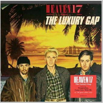 The Luxury Gap - LP 180g Yellow Vinil 12''