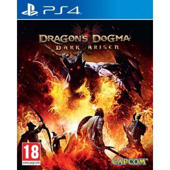 Dragon's Dogma Dark Arisen   MIX PS4