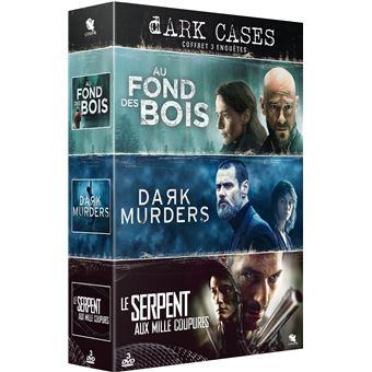 Coffret Dark Cases DVD