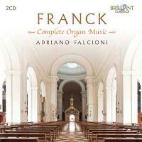 Franck: Sämtliche Orgelmusik