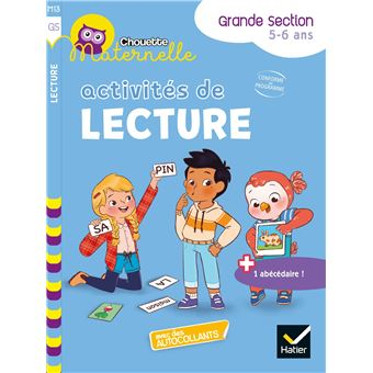 Lecture Maternelle grande section