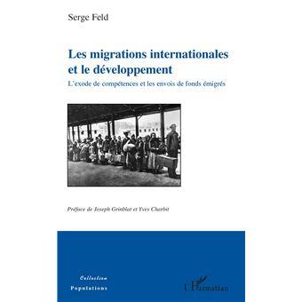 Les migrations internationales et le développement