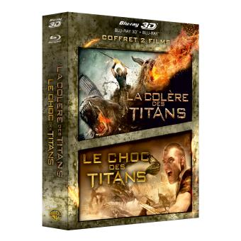 The Titans: Clash of the Titans + Wrath of the Titans