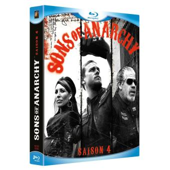 Sons of AnarchySons of Anarchy Saison 4 Coffret Blu-ray