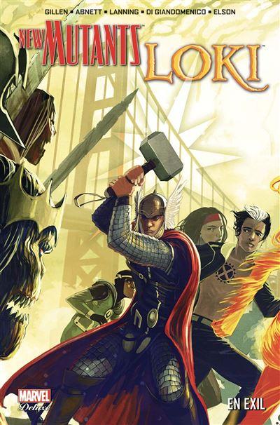 New Mutants and Loki En exil