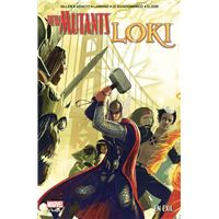 New Mutants and Loki En exil