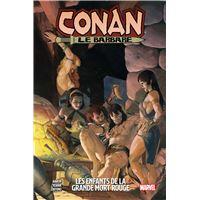Conan le Barbare T02: Les enfants de la grande Mort rouge