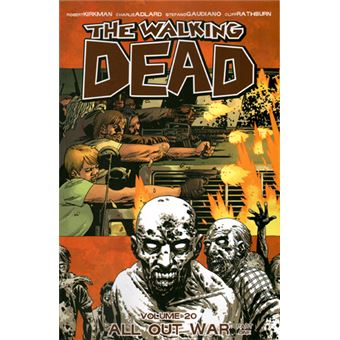 Walking deadWalking Dead 20 All Out War 01