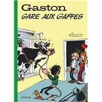Gaston (Edition 2018) - Gare aux gaffes (Opé été 2020)