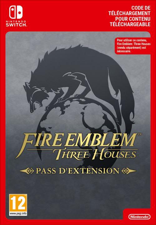 Code de téléchargement Fire Emblem Three Houses Expansion Pass Nintendo Switch