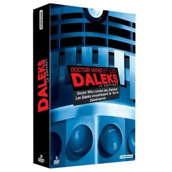 Doctor WhoCoffret Doctor Who et les Daleks Edition spéciale Fnac DVD