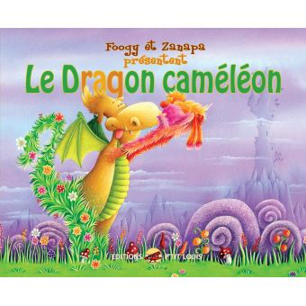 Le dragon cameleon