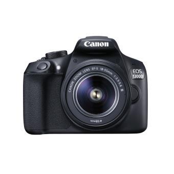 Reflex Canon 1300D + Fotolens Canon EF-S 18-55 DC III