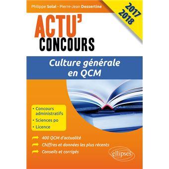 Culture générale 5ème