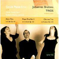Brahms trios volume 2