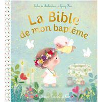 La Bible de mon baptême