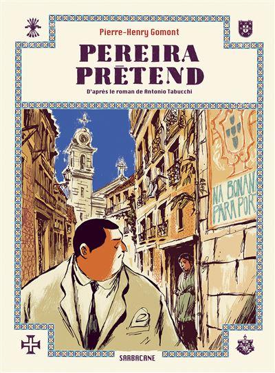Pereira pretend