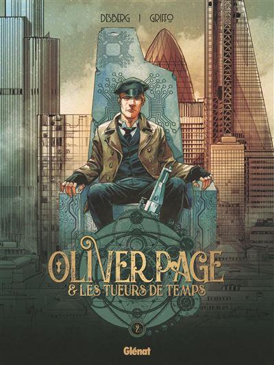 Oliver Page et les tueurs de temps