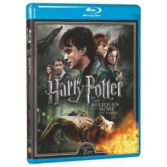 Harry PotterHarry Potter et les reliques de la mort Partie 2 Blu-ray
