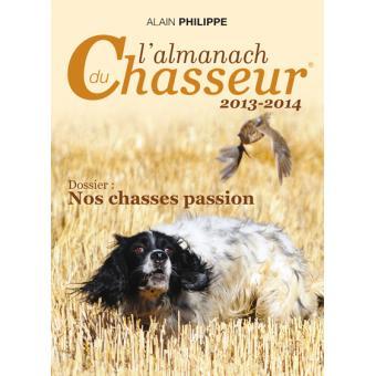 Almanach 2014 du chasseur