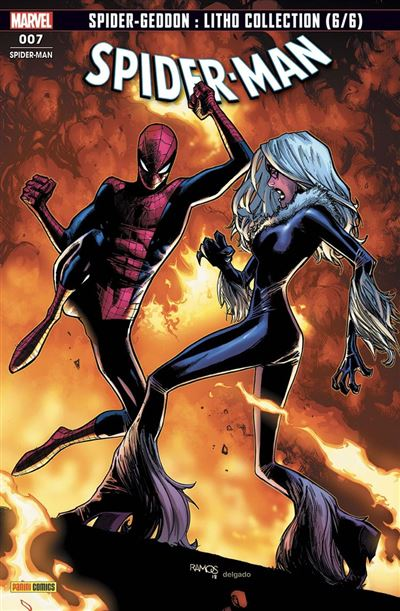 Spider-Man (softcover) T07 - Au voleur - 9782809484298 - 4,99 €