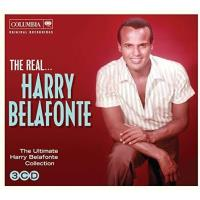 The real Harry Belafonte - 3 CD