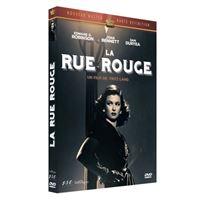 La rue rouge DVD
