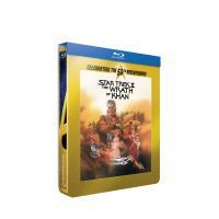 Star Trek II La colère de Khan Edition Collector Steelbook Blu-ray