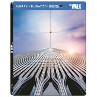 The walk Steelbook Combo Blu-ray 3D + 2D