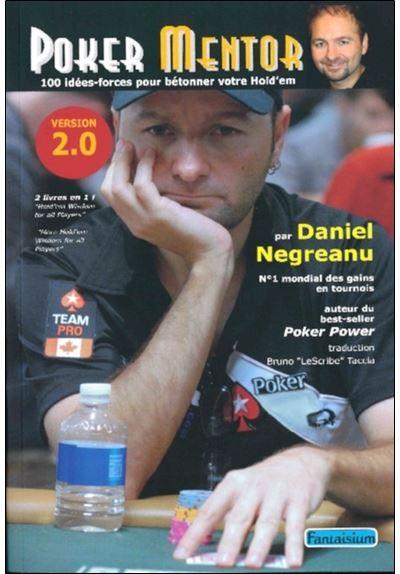 Poker mentor - Daniel Negreanu (Auteur)