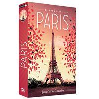 Coffret Paris de 1895 à 1950 DVD
