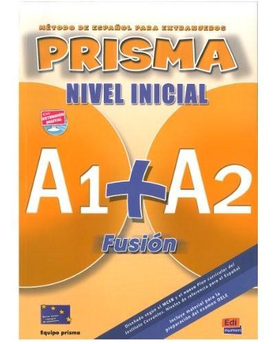 Prisma nivel inicial. fusion a