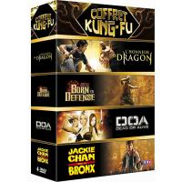 L'Honneur du Dragon - Born to defense - DOA : Dead or Alive - Jackie Chan dans Bronx - Coffret