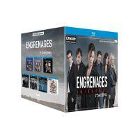 Coffret Engrenages Saisons 1 à 7 Blu-ray