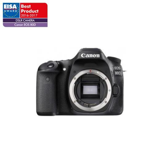 5 Sur Reflex Canon EOS 80D Boitier Nu