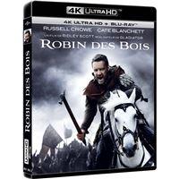 Robin des Bois Blu-ray 4K Ultra HD