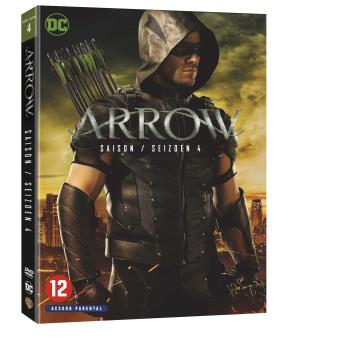 ArrowArrow Saison 4 DVD