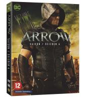 Arrow Saison 4 DVD