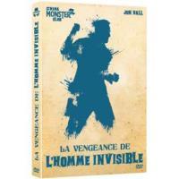 La vengeance de l'homme invisible DVD