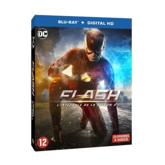 FlashThe Flash Saison 2 Blu-ray