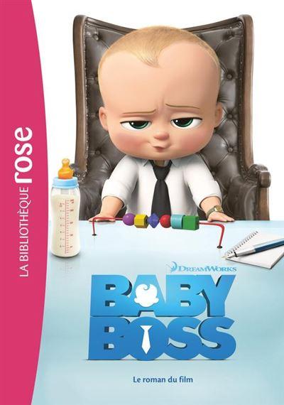 Baby Boss - Le roman du film - 9782017049487 - 3,99 €