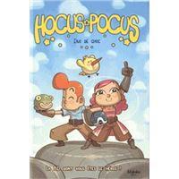 Hocus et Pocus, duo de choc