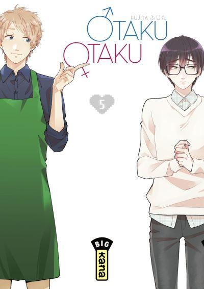 Otaku Otaku - Tome 5 de Fujita