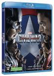 Captain America : Civil War Blu-ray