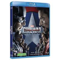 Captain America : Civil War Blu-ray