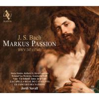 Markus Passion BWV 247 Coffret