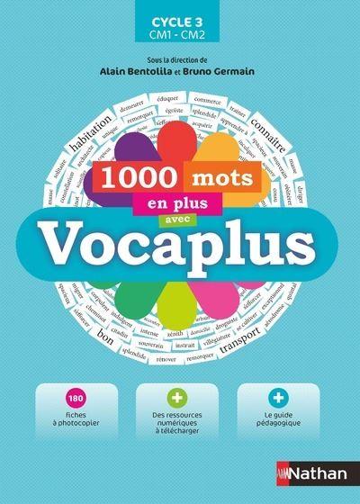 Vocaplus - Fichier Cycle 3 + CD 2019
