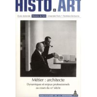 Métier, architecte dynamiques et enjeux professionnels au cours du XXe siècle